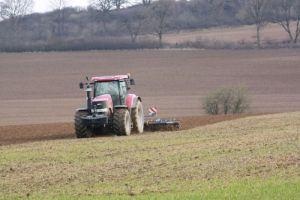 März 2012: Ackerbau Winterweizen