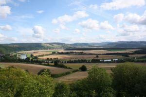 Juli 2012: Weserschleife
