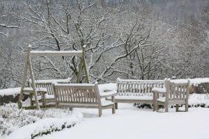 Jan. 2013: Schneewinter